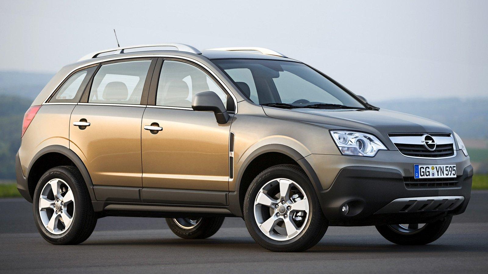 Opel Antara масло для двигателя