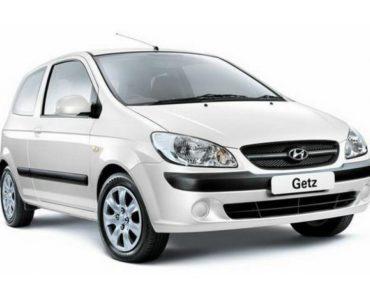 Hyundai Getz масло для мкпп