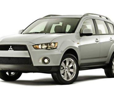 Mitsubishi Outlander XL масло для двигателя