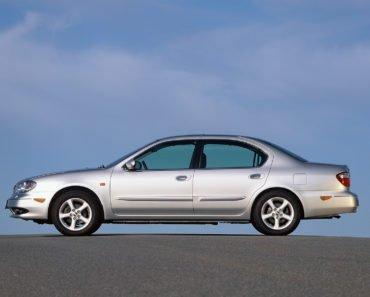 Nissan Maxima a33 масло для двигателя