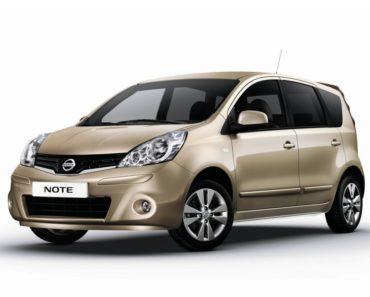Nissan Note масло для двигателя