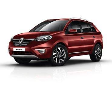 Renault Koleos масло для двигателя