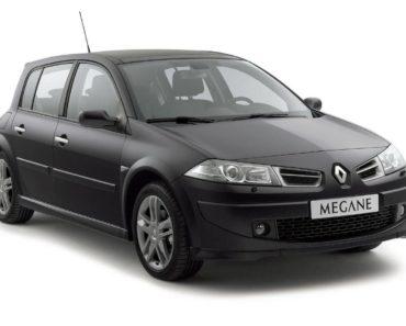 Renault Megane 2 масло для двигателя
