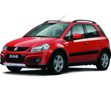 Suzuki SX4 масло для двигателя
