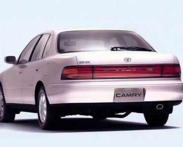 Toyota Camry XV10 масло для двигателя