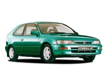 Toyota Corolla E100 масло для двигателя