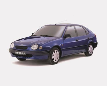 Toyota Corolla E110 масло для двигателя