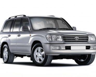 Toyota Land Cruiser 100 масло для двигателя