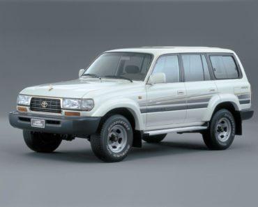Toyota Land Cruiser 80 масло для двигателя
