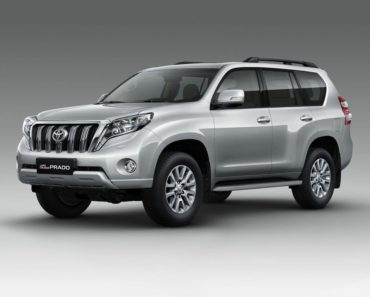 Toyota Land Cruiser Prado масло для акпп