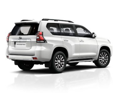 Toyota Land Cruiser Prado масло для мкпп