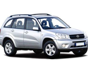 Toyota RAV 4 2 (XA 20) масло для двигателя