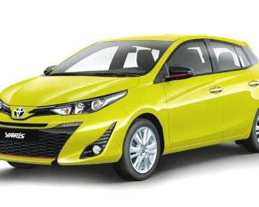Toyota Yaris масло для двигателя