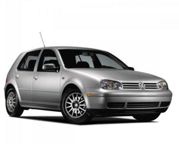 Volkswagen Golf 4 масло для двигателя