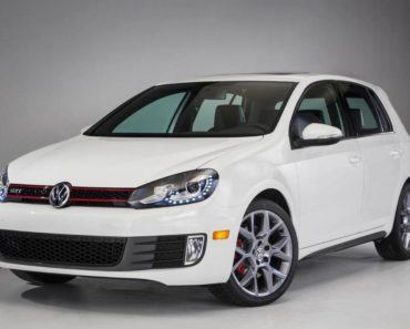 Volkswagen Golf 6 масло для двигателя