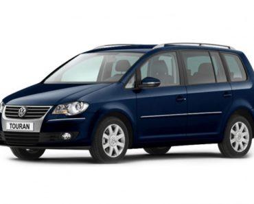 Volkswagen Touran масло для двигателя