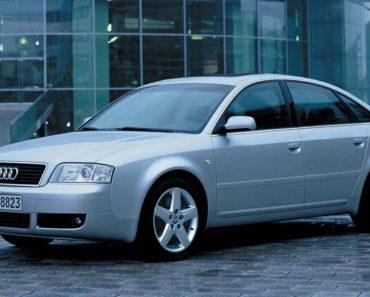 Audi A6 C5 масло для двигателя