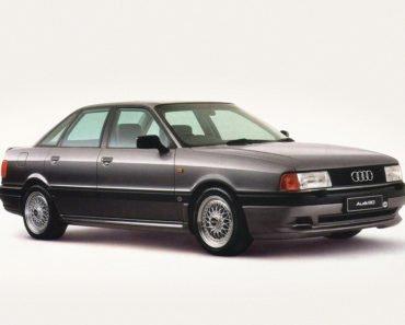 Audi 80 B3 масло для двигателя