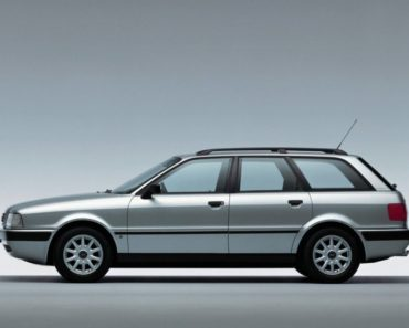 Audi 80 B4 масло для двигателя