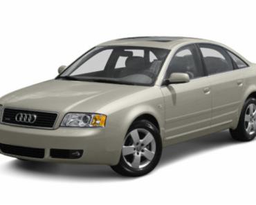 Audi A6 С5 масло для двигателя