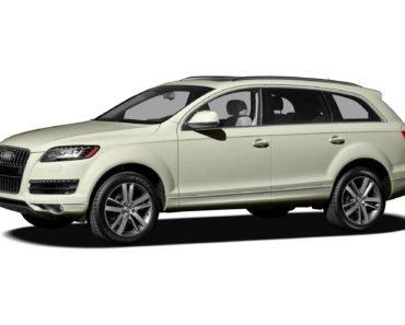 Audi Q7 масло для двигателя