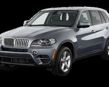 BMW X5 E70 масло для акпп