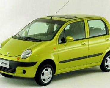 Daewoo Matiz масло для двигателя