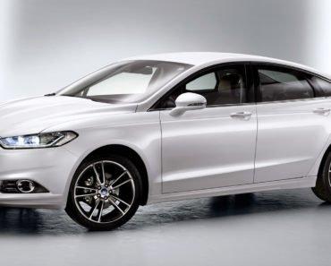 Ford Mondeo масло для двигателя