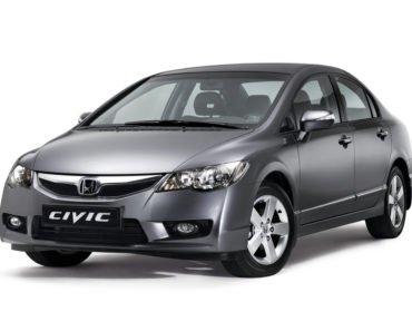 Honda Civic масло для двигателя