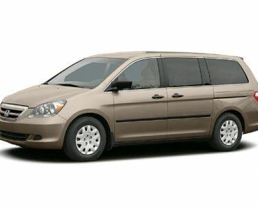 Honda Odyssey масло для акпп