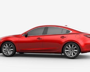 Mazda 6 масло для двигателя