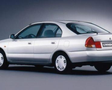 Mitsubishi Carisma масло для мкпп