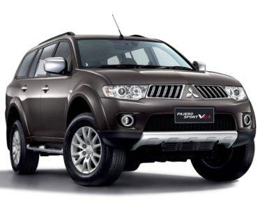 Mitsubishi Pajero Sport 2 масло для мкпп