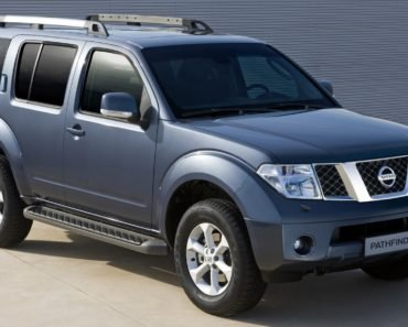 Nissan Pathfinder R51 масло в акпп