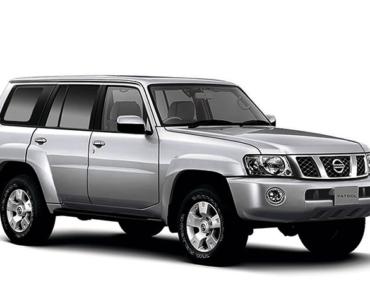 Nissan Patrol Y61 масло для акпп