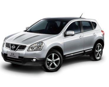 Nissan Qashqai J10 масло для мкпп