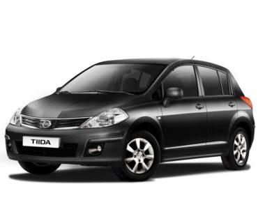 Nissan Tiida С11 масло для акпп