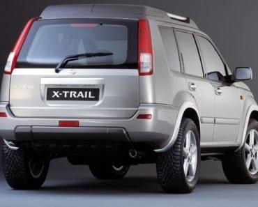 Nissan XTrail T30 масло для мкпп
