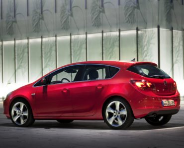 Opel Astra J масло для акпп
