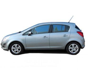 Opel Corsa масло для мкпп