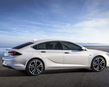Opel Insignia масло для двигателя