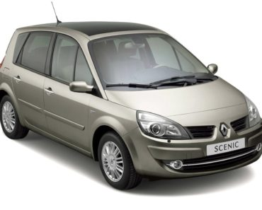Renault Scenic 2 масло для мкпп