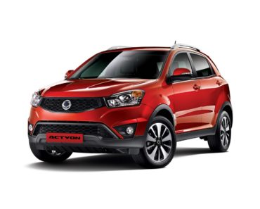 SsangYong Actyon масло для акпп