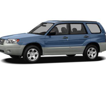 Subaru Forester масло в вариатор