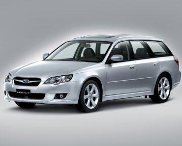 Subaru Legacy масло в акпп