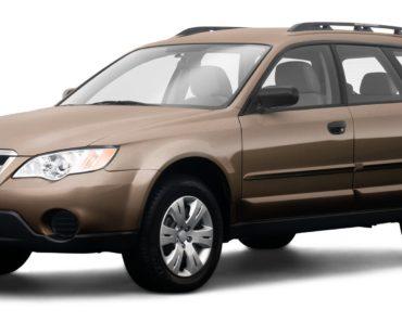 Subaru Outback масло в мкпп