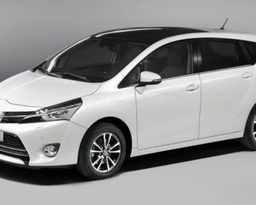 Toyota Verso масло для вариатора