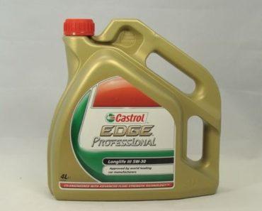 Castrol Edge Professional longlife 5w30 синтетическое масло