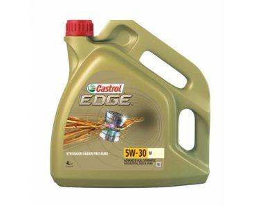 Castrol EDGE 5W-30 M синтетическое масло