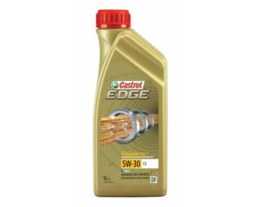 Castrol EDGE 5W-30 C3 синтетическое масло